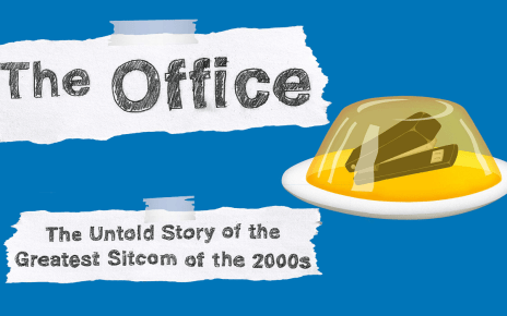 The Office Untold Story livre