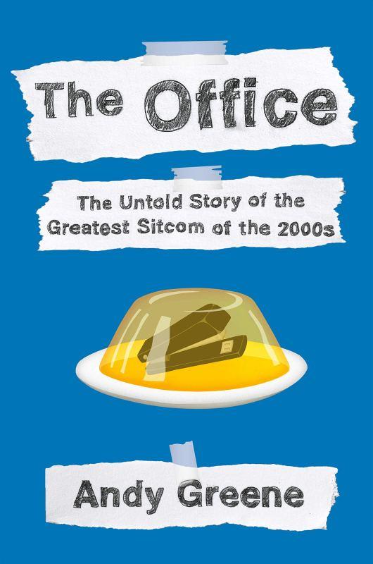 The Office - The Office : 53 choses apprises à la lecture du livre The Untold Story The Office untold story livre