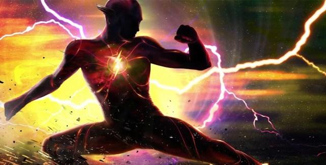 aquaman - The Batman, Black Adam, Wonder Woman, The Flash, Suicide Squad... Les images de DC Fandome flashnewsuit1