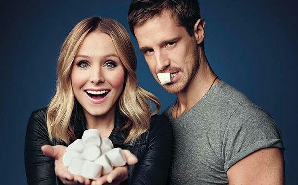 shipper - TOURNOI DES COUPLES : et le couple vainqueur est... marshmallow veronica logan