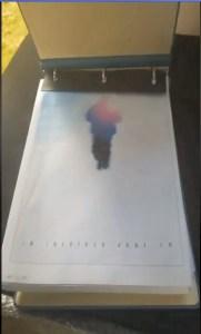 x-files - X-Files : des concept arts de l'affiche du premier film dévoilés Concept Art FTF 8