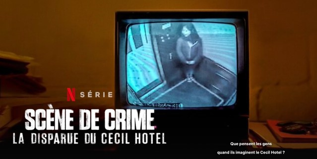 Elisa Lam : La disparue du Cecil Hotel, le documentaire de Netflix lève le voile sur d'autres crimes
