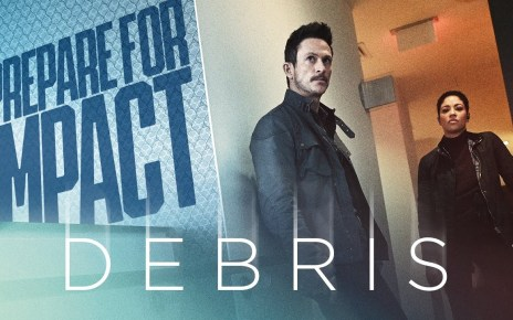 """debris - Debris, la nouvelle série très """"Fringe"""", intrigue déjà debris nbc tf1"""