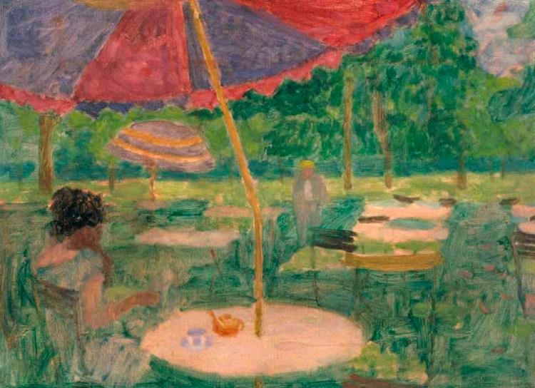 Pasmore, Victor - Tea Gardens - BUYGM.0646.1952