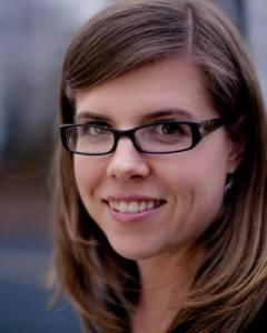 Author Rebekah Orton
