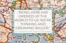 Living Abroad Thinking and Dreaming Bigger