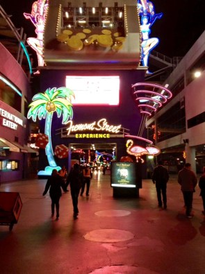 Freemont street Experince