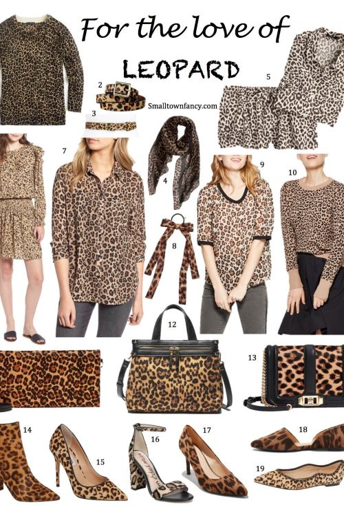 For The Love Of Leopard