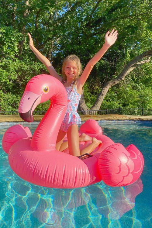 Let's Flamingle: Savannah's 11th Birthday Party