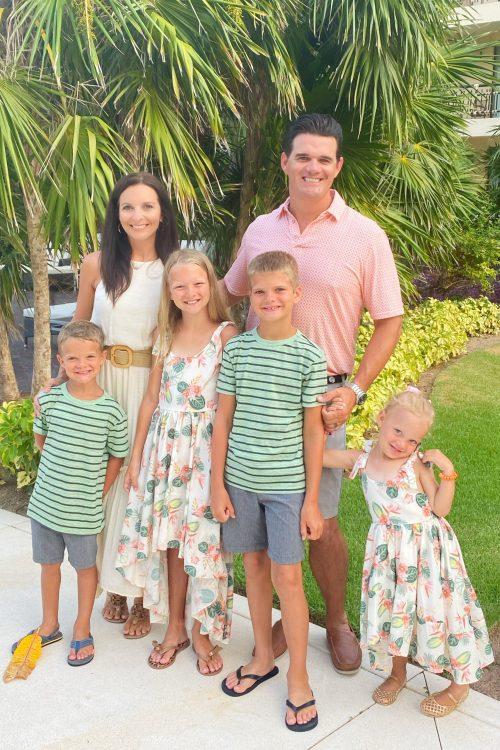 Family Vacation: Dreams Riviera Cancun