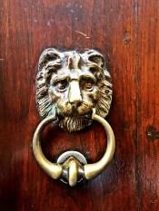 Doors with door knockers have always been my favourite, Orvieto