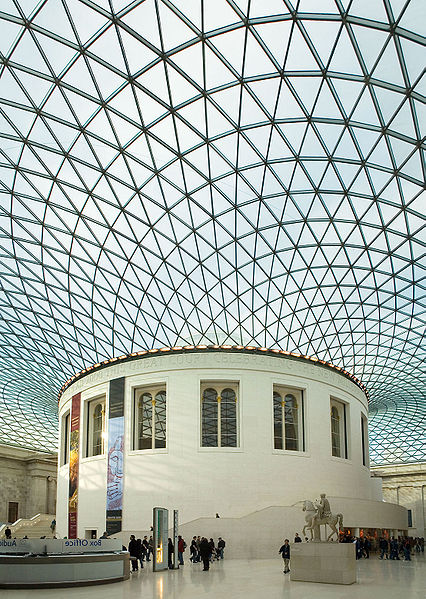 British Museum | Andrew Dunn, http://www.andrewdunnphoto.com / Wikimedia Commons / CC-BY-SA-2.0