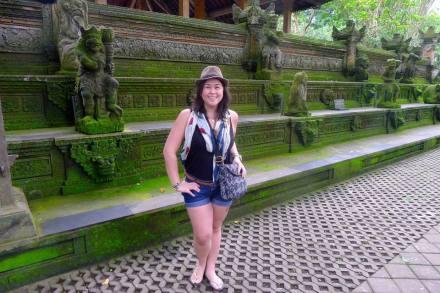Sacred Monkey Forest (Bali)