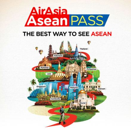 Air Asia ASEAN Pass