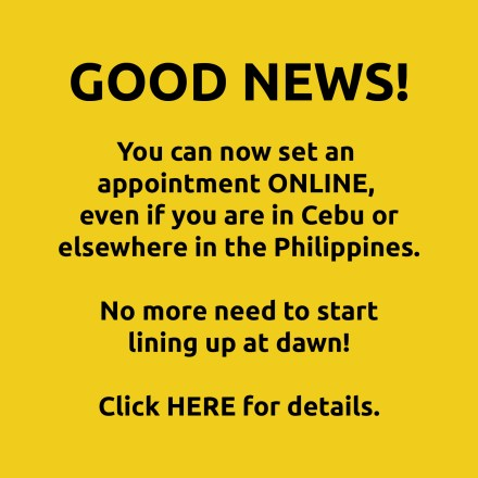 dfa cebu online passport application appointment