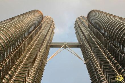 Kuala Lumpur Petronas Towers 01