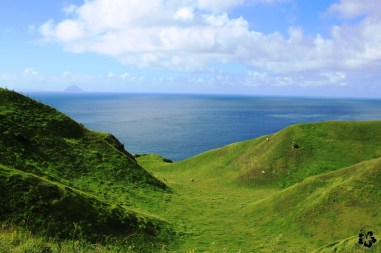 The rolling hills of Batanes