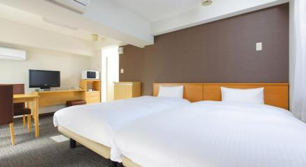 Flexstay Inn Shirogane | Image from Booking.com