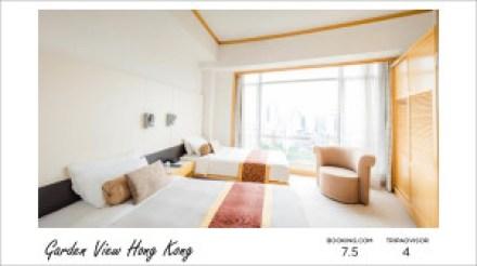 Hong Kong hotels - Garden View Hong Kong