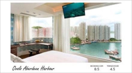 Hong Kong hotels - Ovolo Aberdeen Harbour