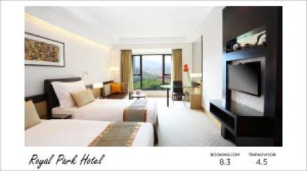 Hong Kong hotels - Royal Park Hotel