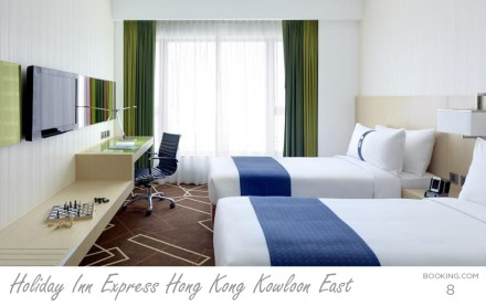 best hong kong hotels - Holiday Inn Express Hong Kong Kowloon East