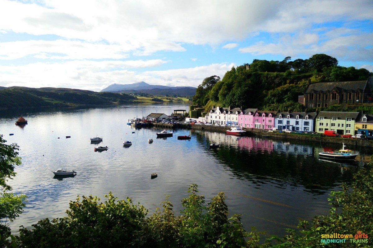 Scotland_Skye_Portree Harbour_01