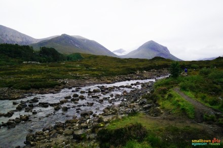 The Cuillins of Sligachan