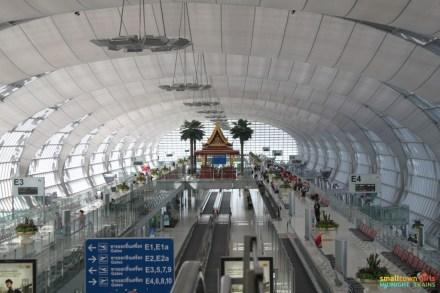 SGMT Thailand Bangkok 2012 Suwarnabhumi Airport 01