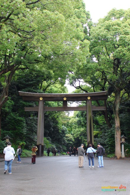 SGMT Japan Tokyo Meiji Shrine 00 front tori
