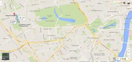 Safestay Holland Park