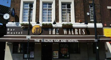 The Walrus Bar and Hostel 03