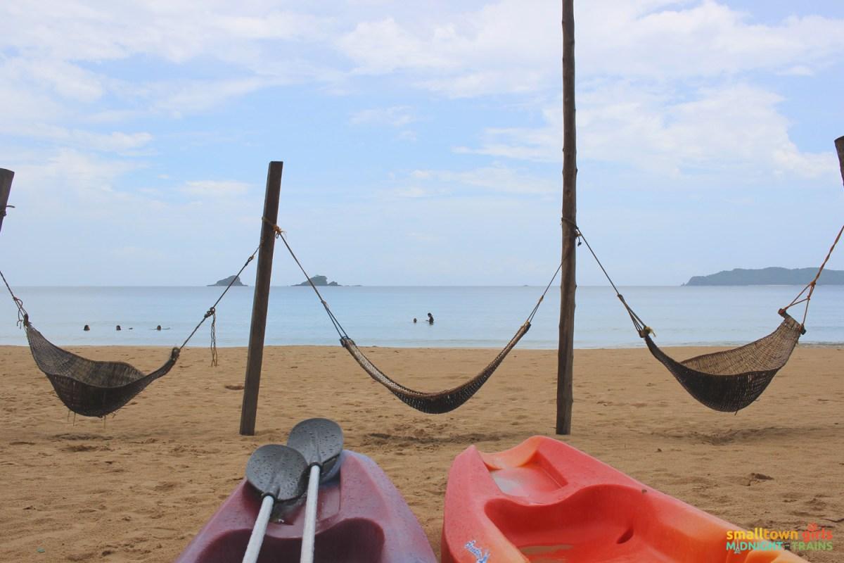 El Nido Nacpan Beach 02
