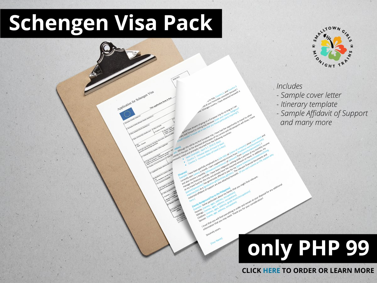 Sample cover letter for schengen visa application at the french the checklists inside the schengen visa pack are based on the official checklist of the italian embassy but most schengen countries have similar thecheapjerseys Gallery