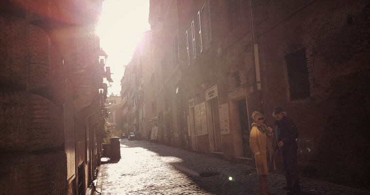 A Tryst in Trastevere