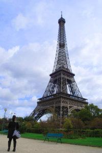 Paris | Eiffel Tower | 2011
