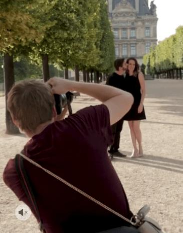 Airbnb travel photo shoot Paris 02