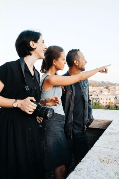 Airbnb travel photo shoot Rome 01