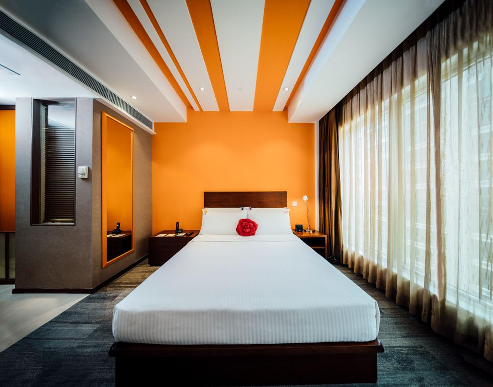 SGMT | Hong Kong Hotels and Hostels Near Train Station | Butterfly on Prat Boutique Hotel