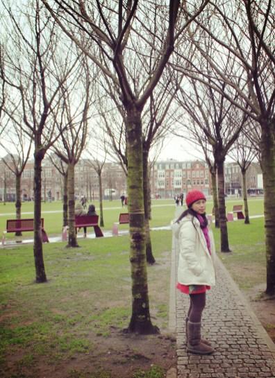 SGMT Amsterdam Winter Gaya