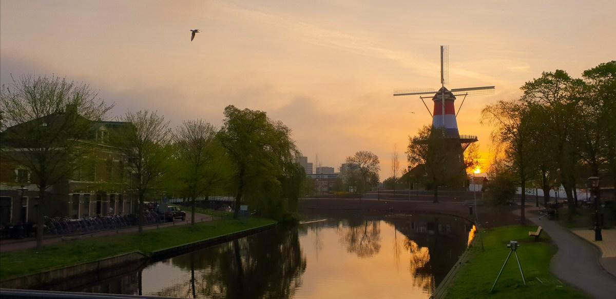 SGMT | Leiden | Windmill | Molen de Valk