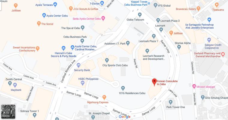 Applying for a Korean Visa in Cebu (October 2019)