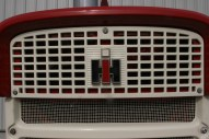 International Tractor Grill