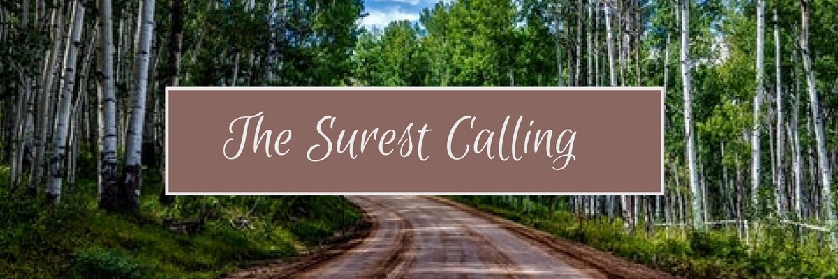 the surest calling of a pastor's wife