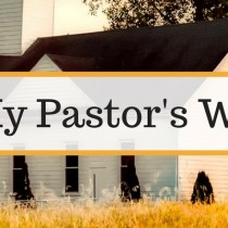 My Pastor's Wife