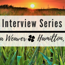 Interview With a Small Town Pastor's Wife: Joanna Weaver
