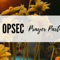 OPSEC Prayer Partners