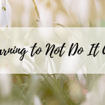Learning to Not Do It All