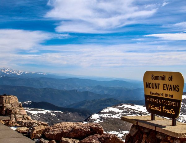 Why Driving Colorado's Mount Evans Is Scary But Popular