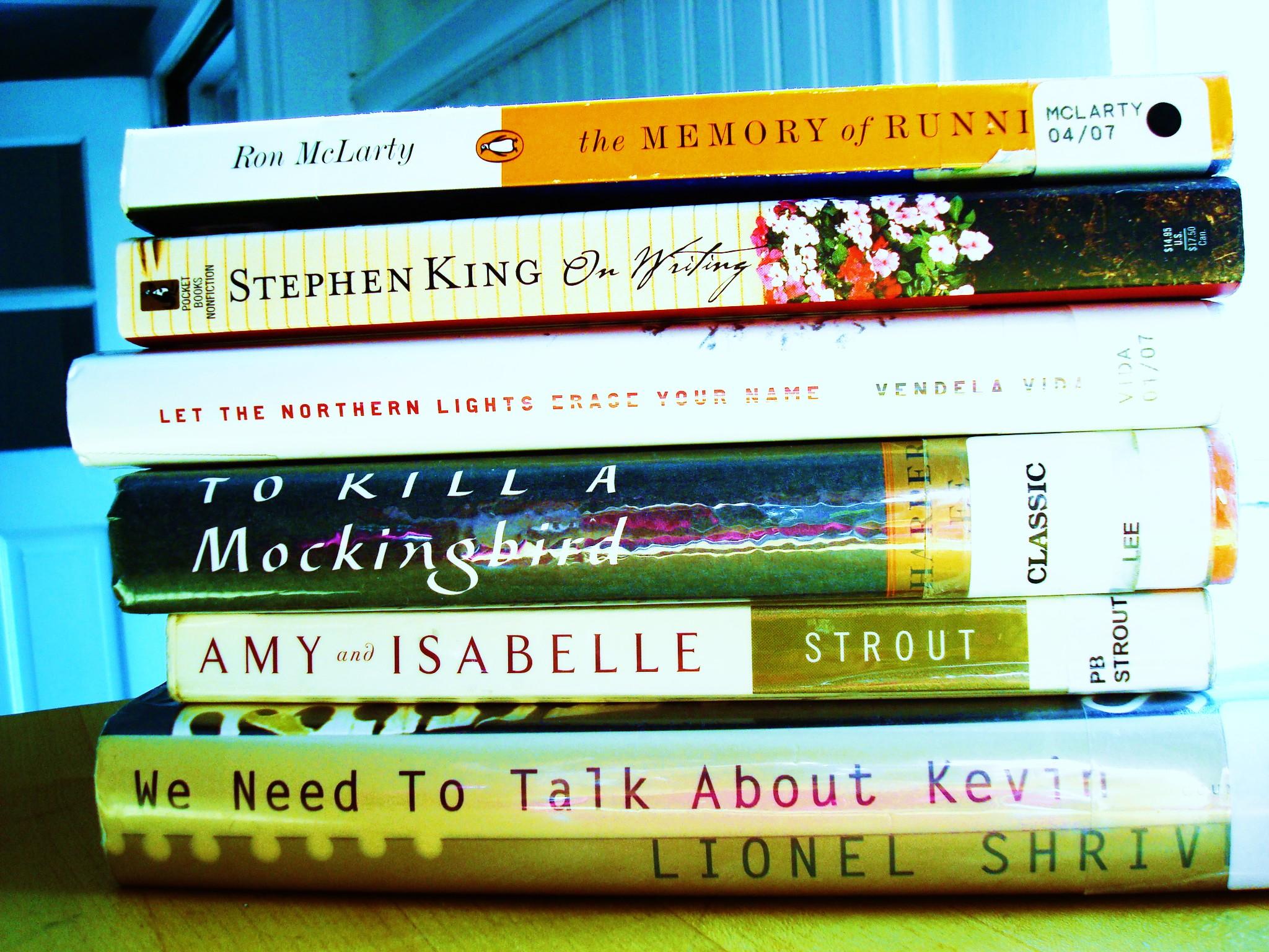 rev books